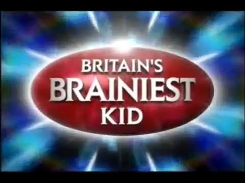 Britain's Brainiest Kid (31.12.2002) Final Episode