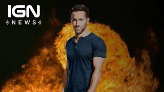 Michael Bay, Ryan Reynolds Team for Netflix Movie - IGN News