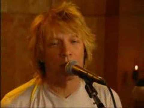 Bon Jovi - Joey:歌詞+中文翻譯