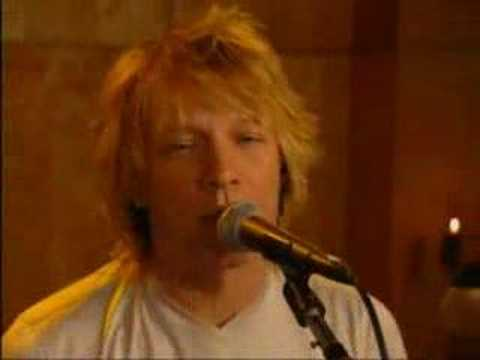 Bon Jovi - Joey