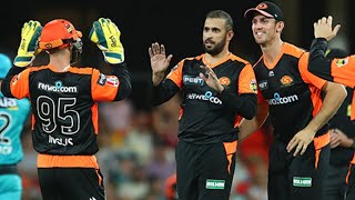 Fawad bags three as Scorchers spin through the Heat