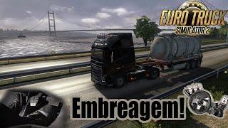 Euro truck 2 - Funcionamento da Embreagem! Logitech G27