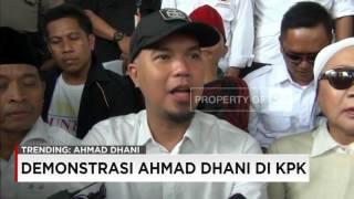 Ahmad Dhani Gagal Demo di KPK