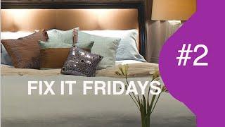 Romantic Bedroom Makeover | Interior Design | Fix It Fridays #2