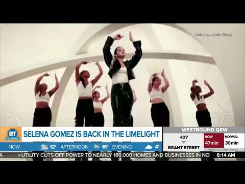 The Latest On Selena Gomez's New Song And Kelly Ripa's Son