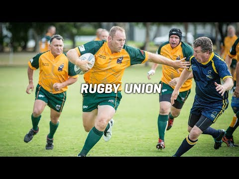 2018 Pan Pacific Masters Games | Rugby Union