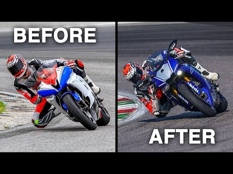 THIS SECRET WILL CHANGE YOUR LIFE ON TRACK [ENGLISH SUBS] - MOTORCYCLE RACING TUTORIAL