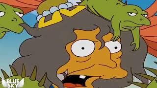"""The Simpsons ganze folge (deutsch)""""Eine neue Diminsion"""""""