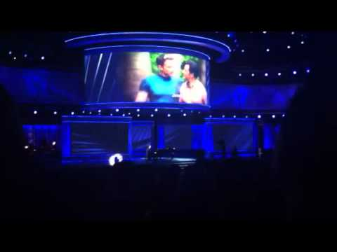 WMYB at the Emmys by Josh Groban