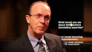 Dr. Gerald Zahorchak - MASSolutions Expertise