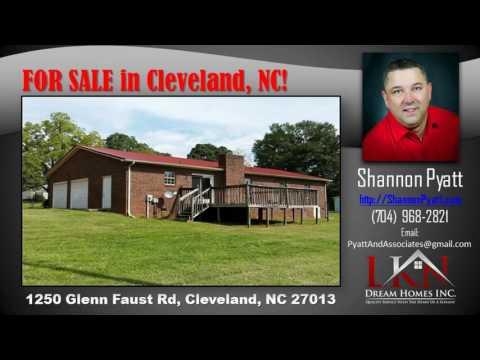 3 bedroom Cleveland NC real estate