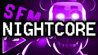 """Nightcore ► (SFM) FNAF SONG """"Lots of Fun"""" [Official Music Video Animation]"""
