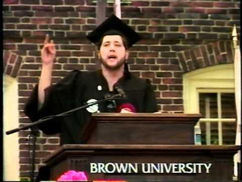 Brown University Senior Oration: Ari Savitzky '06