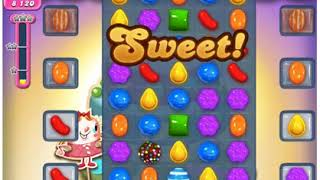 Candy Crush Saga Level 207