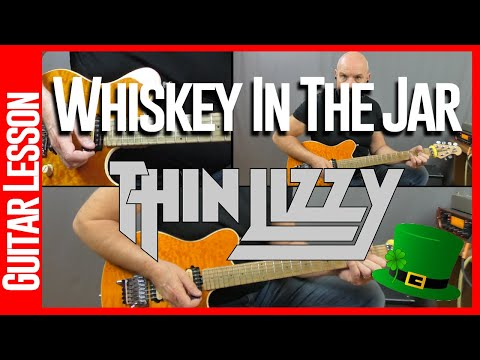 Whiskey In The Jar By Thin Lizzy - Guitar Lesson