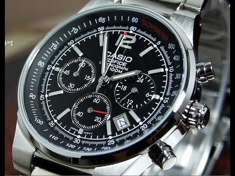 5a60ccc12f4a Casio Edifice Series  Casio Edifice E 500 Review - Best Affordable  Chronographs
