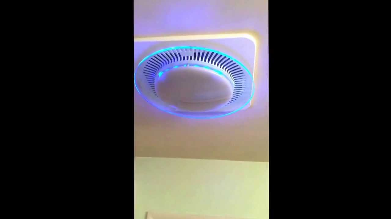 Bathroom Exhaust Fans Heater And Light