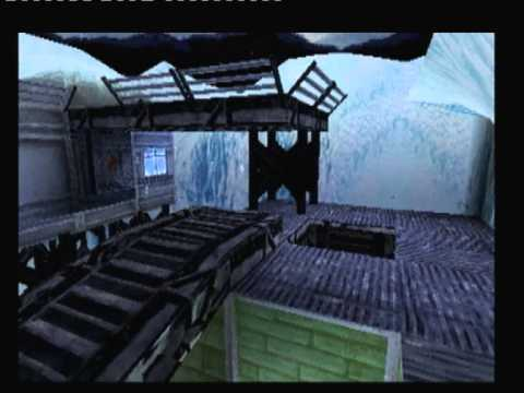 Tomb Raider 3 Walkthrough / Antarctica - Level 1 : Antarctica w/ Live Commentary