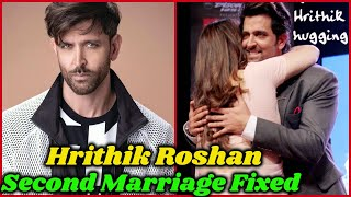 Finally, Hrithik Roshan is Ready For Second Marriage