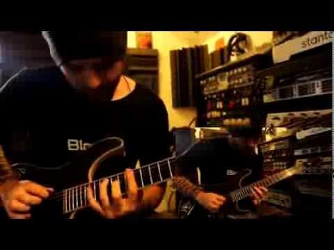 Carlos Lozano Guitar Solo for Toontrack Contest