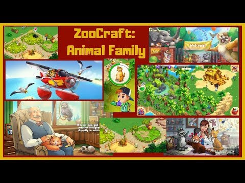 ZooCraft: Animal Family. Welcome To The Family 2 (Android)
