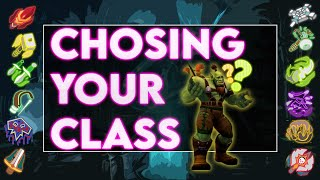 Choosing A Class iฑ World Of Warcraft (2020)