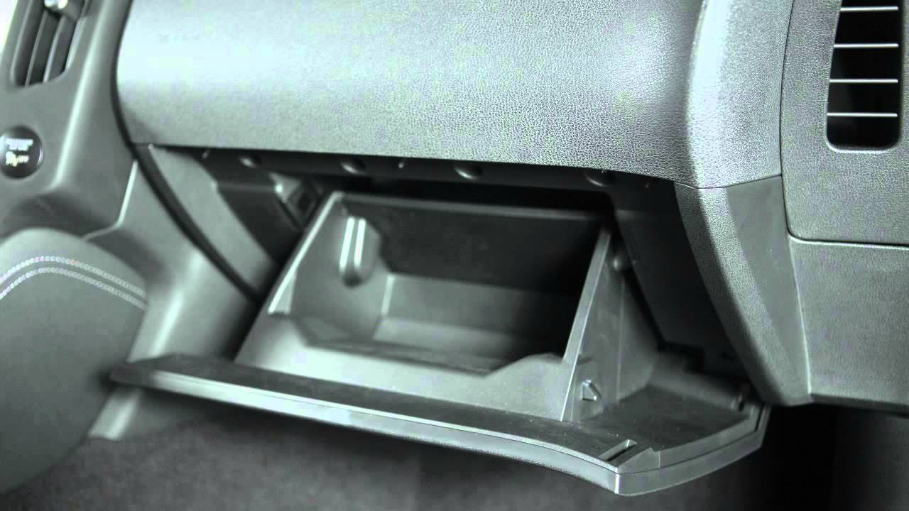 2015 Nissan 370z Interior Storage Youtube