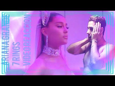 Ariana Grande - 7 rings   Reaccion