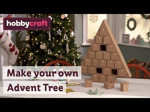 Wooden Advent Calendars | Advent Calendars | Hobbycraft