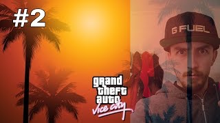 Grand Theft Auto Vice City Walkthrough Gameplay Part 2 - Florida Moron (GTA Vice City)