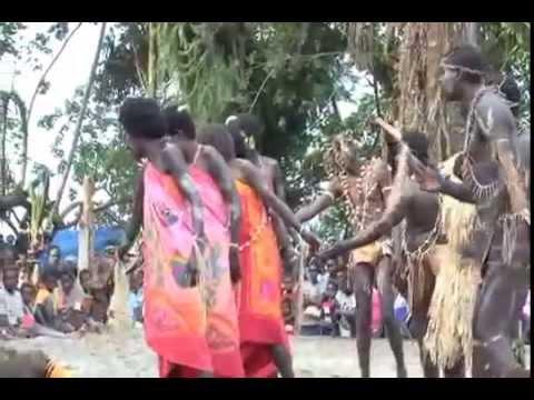 Bougainville Reeds Festival at Kieta