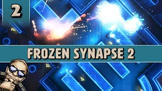 Frozen Synapse 2 Gameplay Impressions - City Layer, Contracts, Incursion - Part 2