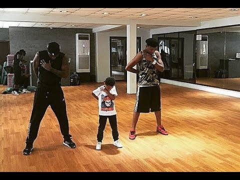 Download Like Father Like Son | Peter Okoye's Son (Cameron) Show His Dance Skill With Donflex