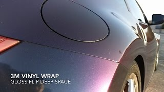 BRAND NEW VINYL WRAP!!! 3M Gloss Flip Deep Space