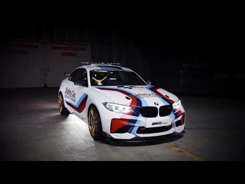 BMW M - OFFICIAL CAR OF MotoGP[TM] / BMW M2 MotoGP SAFETY CAR