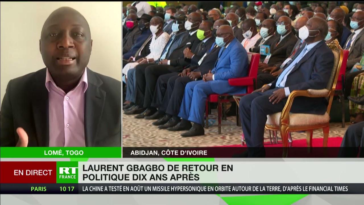 «Combat contre la Françafrique» ? Laurent Gbagbo lance son nouveau parti en Côte d'Ivoire