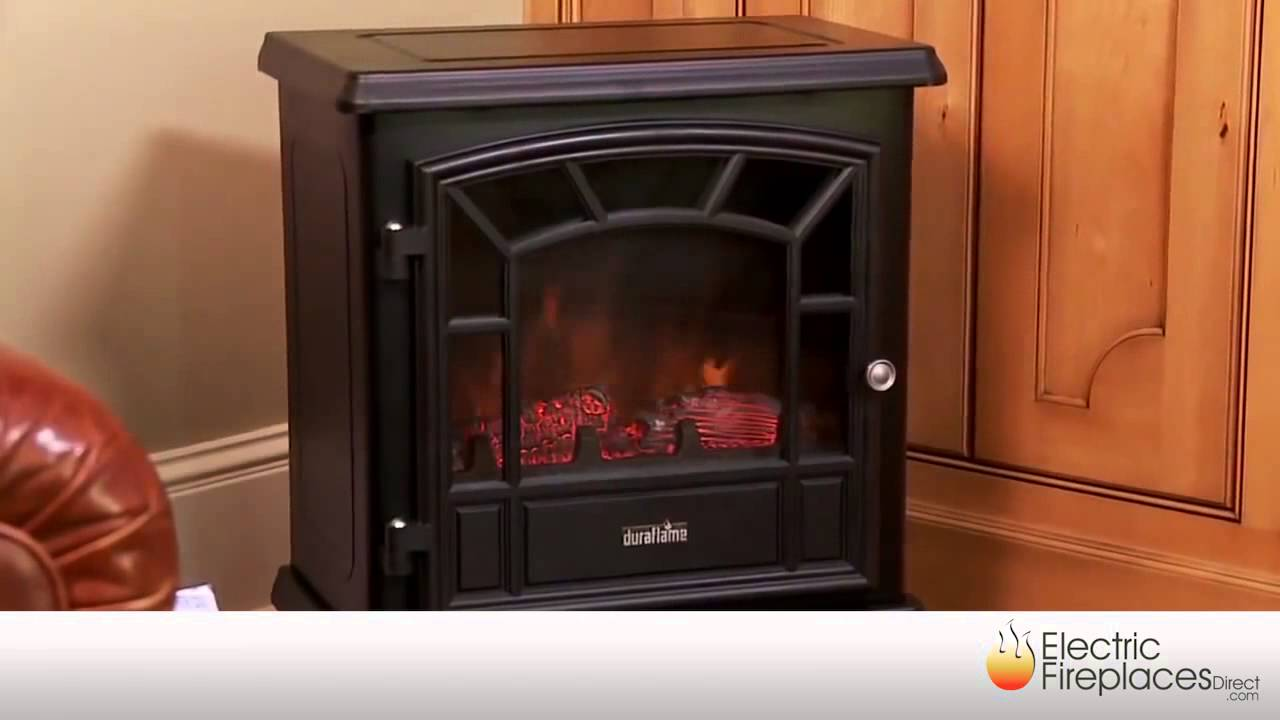Electric Fireplaces Direct Freestanding Stove - Shorts 4 ...