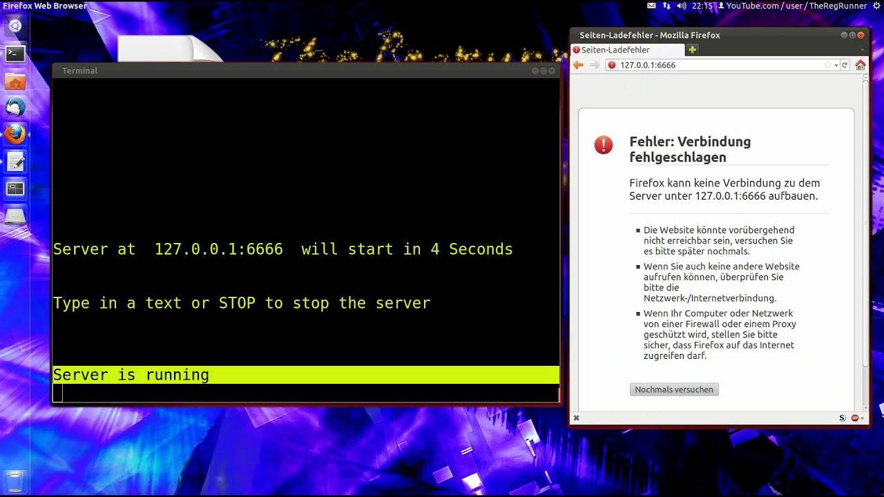 python : Stoppable HTTP Server (threading)