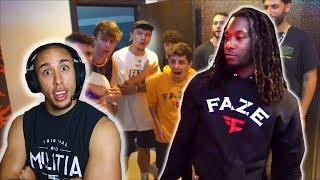 Hardest PUNCH In FaZe Clan ft. Offset (REACTION VIDEO)