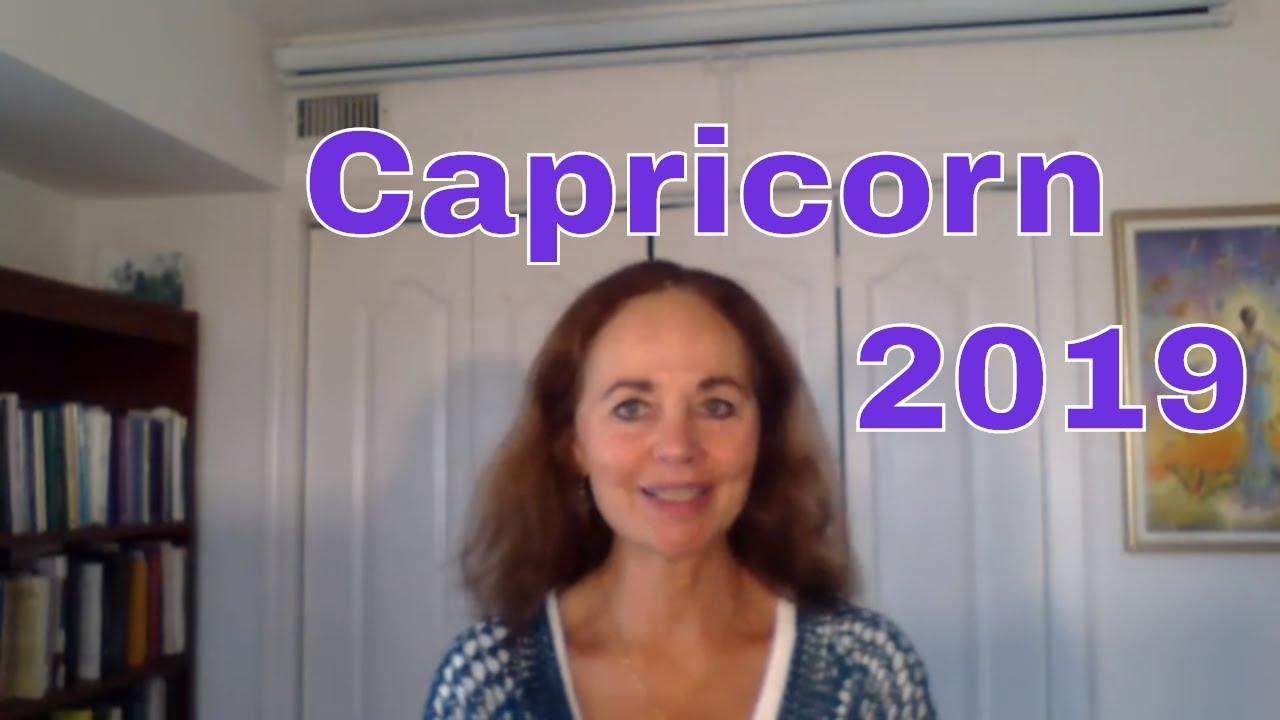 Capricorn The New Year Ahead