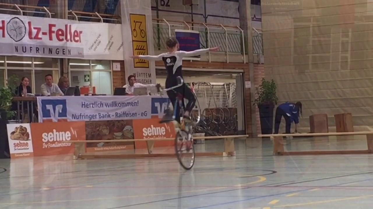 Artistic Cycling U13 Championship Youtube