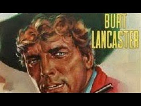 Western Movie - BURT LANCASTER: Vengeance Valley (Free, Full Length, English, Classic Cowboy Film)