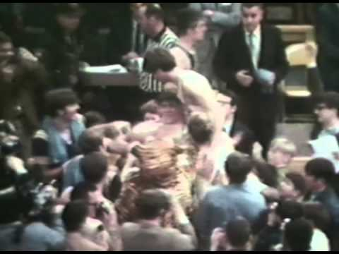 Pete Maravich Sets NCAA Scoring Record 1/31/1970 LSU