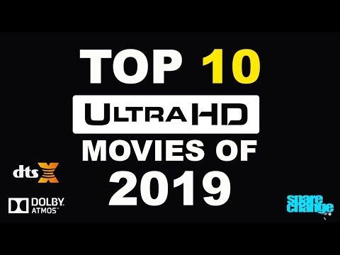 Top 10 4K Blu-rays | Digital Movies of 2019
