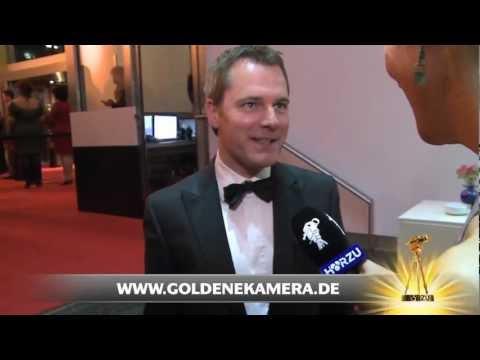 Interview mit Gesundheitsminister Daniel Bahr - Goldene Kamera 2012