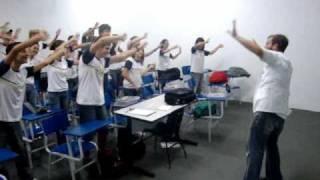 Montanha Russa do Colégio Objetivo de Tupã
