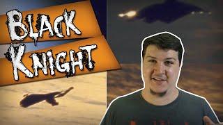 O Satélite Black Knight (Nave Alienígena?)