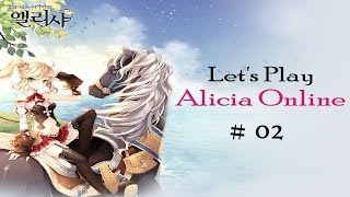 Alicia Online: Kanonenfutter #02 [GERMAN/DEUTSCH]