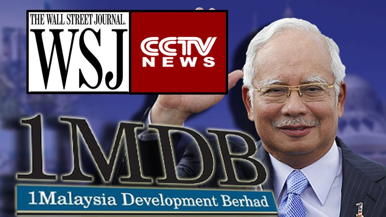 Image result for Najib Razak and 1MDB