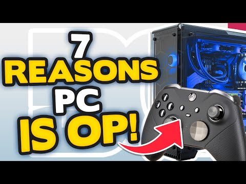 *NEW* Warzone 7 OVERPOWERED ADVANTAGES 'PC controller players' have! (Call of Duty Warzone Tips)